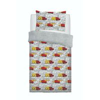 Disney Cars Quilt Cover Set - Single - Speed