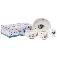 Barney Gumnut & Friends 4 Piece Set