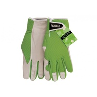 Sprout Goatskin Gloves - Olive