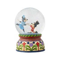 Jim Shore Disney Traditions Nutcracker Musical Waterball - A Magical Moment