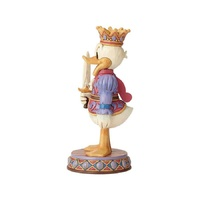 Jim Shore Disney Traditions - Donald Duck Nutcracker Reigning Royal Figurine