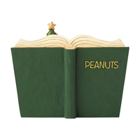 Peanuts By Jim Shore - Christmas Storybook - Spreading Joy