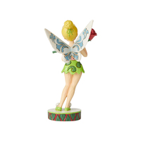 Jim Shore Disney Traditions - Tinkerbell With Rose - Bell In Bloom