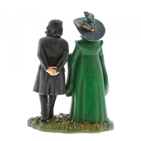 Harry Potter Village - Snape and McGonagall