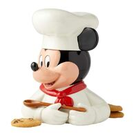 Disney Ceramics Cookie Jar - Chef Mickey Mouse