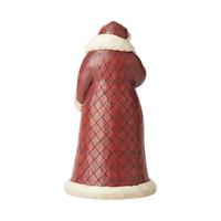 Heartwood Creek Classic - Regal Santa With Cane
