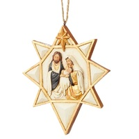 Heartwood Creek Black and Gold - Nativity Star