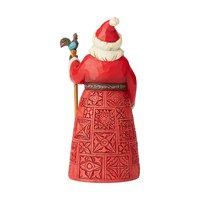 Heartwood Creek Santas Around The World - Portuguese Santa