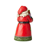 Heartwood Creek Classic - Pint Size Santa with Presents