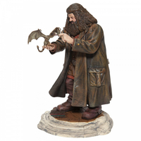 Wizarding World Of Harry Potter - Hagrid and Norberta Figurine