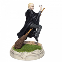 Wizarding World Of Harry Potter - Draco Malfoy Quidditch Year Two Figurine