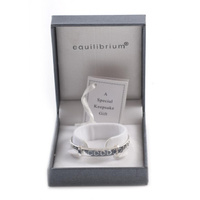 Equilibrium Christening Bangle