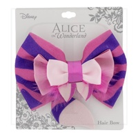 Disney by Neon Tuesday - Alice in Wonderland Cheshire Cat Hair Bow