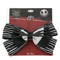 Disney by Neon Tuesday - Nightmare Before Christmas Jack Hair Bow