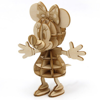 IncrediBuilds - Disney - Minnie Mouse
