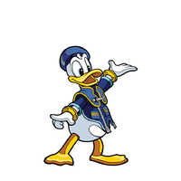 Figpin Disney Kingdom Hearts - Donald #147