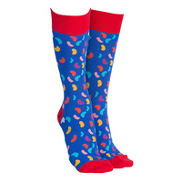 Sock Society - Jelly Beans Blue