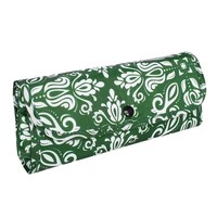 Sachi Insulated Folding Market Tote - Bohemian Green