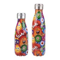 Oasis Insulated Drink Bottle - 350ml Monsters