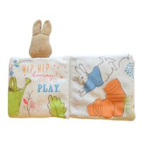 Beatrix Potter Peter Rabbit Cloth Book