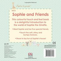 Sophie The Giraffe Book - Sophie And Friends