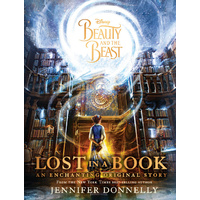 Disney Beauty And The Beast - Lost In A Book