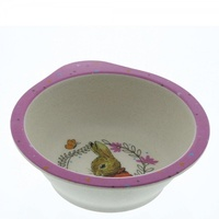 Beatrix Potter Peter Rabbit Flopsy Organic Bowl
