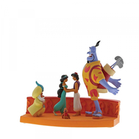 Disney Enchanting Figurine Aladdin - I'm Out of Here