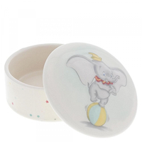 Disney Enchanting Baby Dumbo Keepsake Box