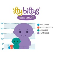 Itty Bittys - Peanuts Lucy