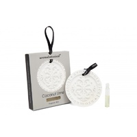 Aromabotanical Fragrant Disc Coconut and Lime