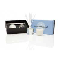 Aromabotanical Diffuser and Candle Gift Pack Japanese Honeysuckle