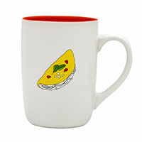 Recipease Brunch Mug - Tomato Basil Omelette