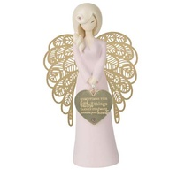 You Are An Angel Figurine 155mm - The Little Things (Baby Girl)