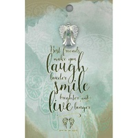 You Are An Angel Pincard - Laugh Smile Live
