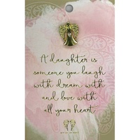 You Are An Angel Pincard - A Daughter Is...
