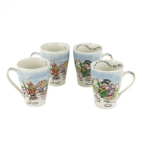 Cardew Design Alice In Wonderland Mug - Tea Party