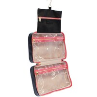 MOR Cosmetic Bag - Hanging Fold-Out Case