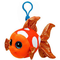 Beanie Boos - Sami the Fish Clip On