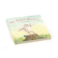 Jellycat Storybook - My Friend Bunny Book