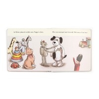 Jellycat Storybook - Scruffy Puppy