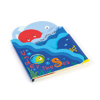 Jellycat Storybook - Under The Sea