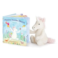 Jellycat Storybook - Unicorn Dreams