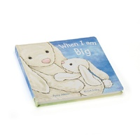 Jellycat Storybook - When I Am Big