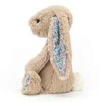 Jellycat Bunny - Bashful Blossom Beige  - Small