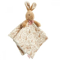 Beatrix Potter Peter Rabbit Signature Collection - Flopsy Bunny Comfort Blanket
