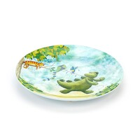 Jellycat Melamine Plate - My Best Pet