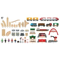 BRIO World Sets - Deluxe Railway Set