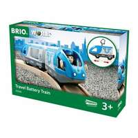BRIO World Train - Travel Battery Train