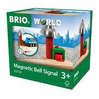 BRIO World Tracks - Magnetic Bell Signal